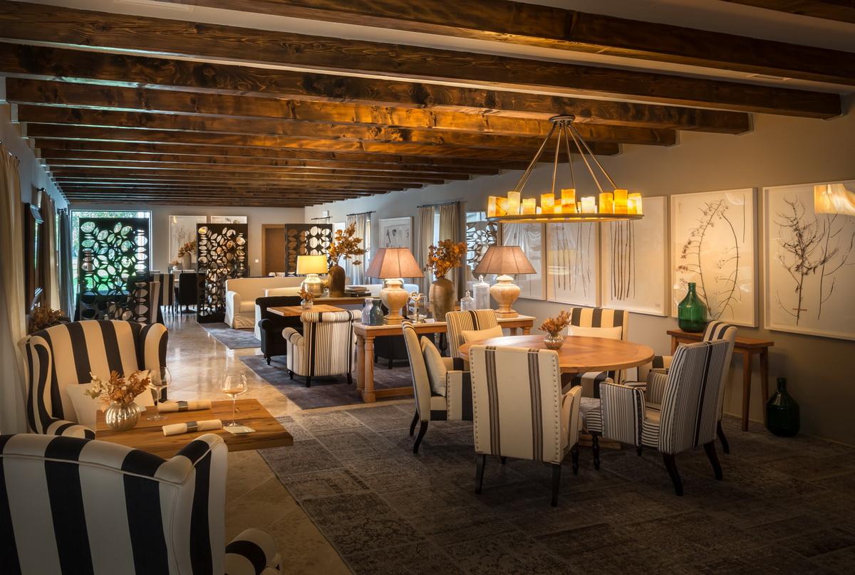 Restoran MENEGHETTI, Bale - Gastronaut restorani  Flambiranje