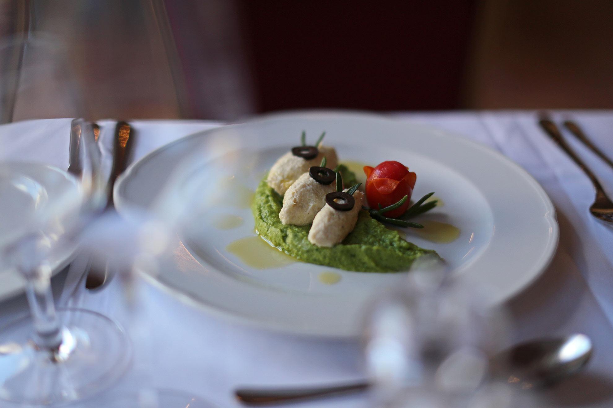 Restoran KLARISA, Dubrovnik - Gastronaut restorani  Flambiranje