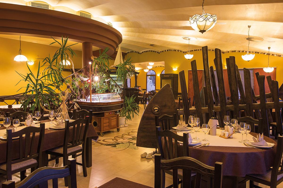 Restoran TORKUL, Krk - Gastronaut restorani  Flambiranje
